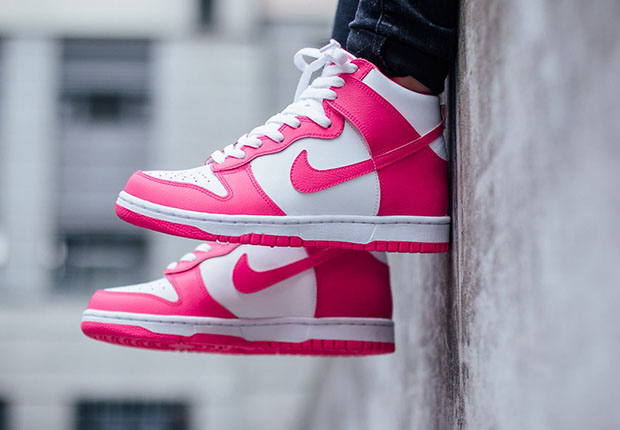 best sneakers 4dca2 68446 Original Color Themes Return On The Nike Dunk High ...