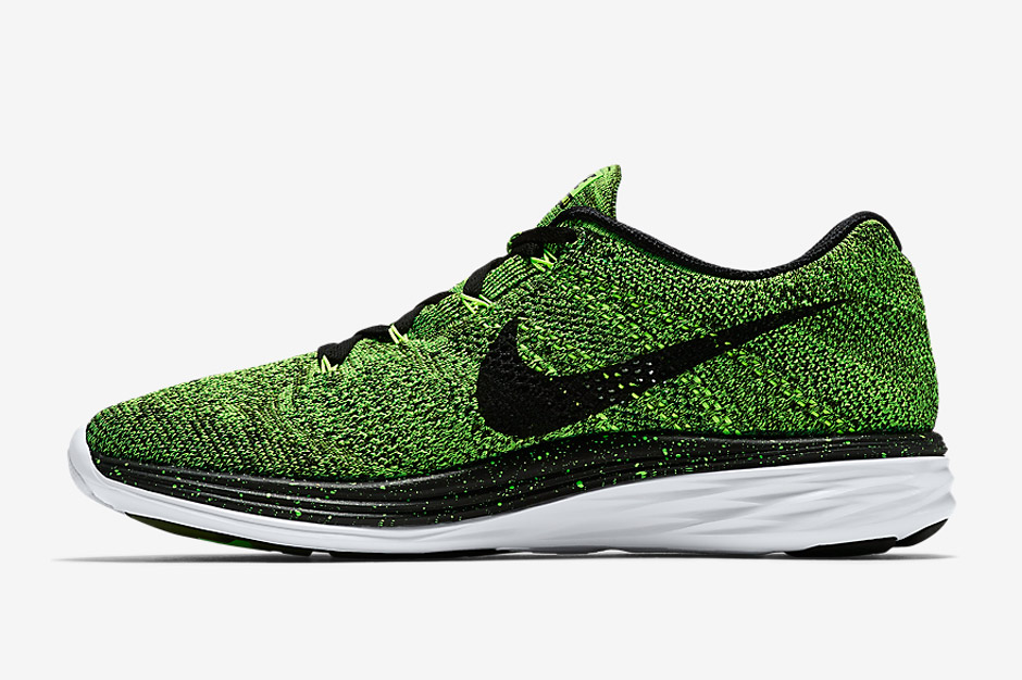 bff1826b3118e ... orange running sh 6ce3c 980a5  germany nike flyknit lunar 3 electric  green color electric green black volt style code 698181 300