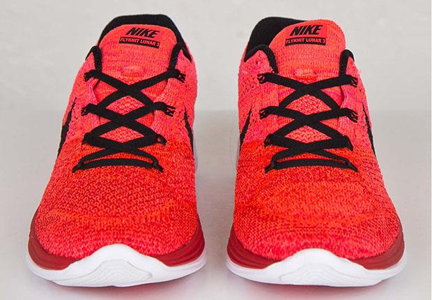 newest 11477 84b17 Nike Flyknit Lunar 3