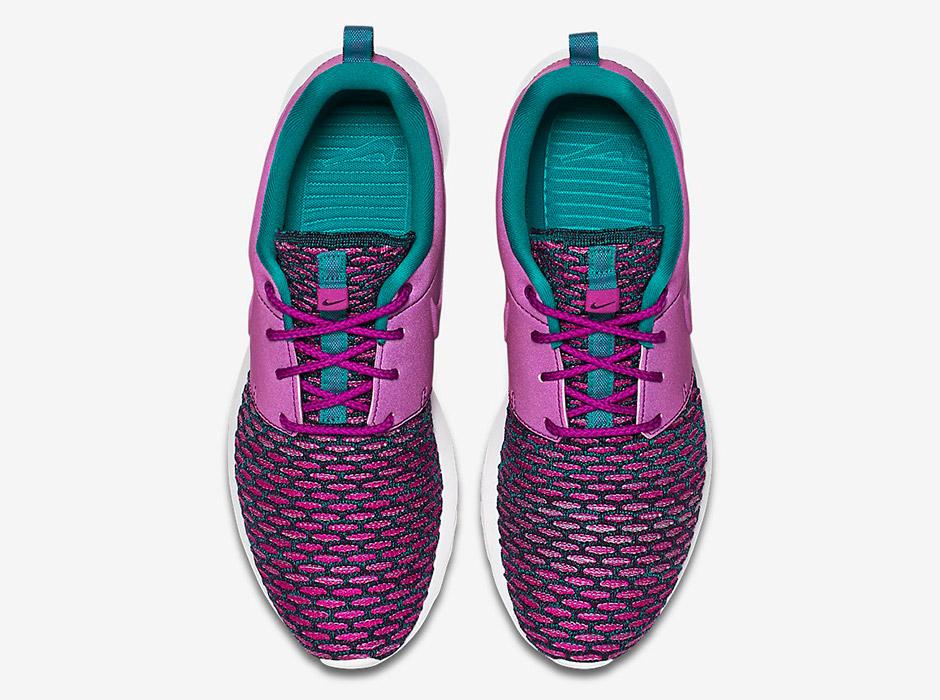 Nike Roshe Exécuter Prm - Toit Noir / Rouge Atomique NZmujZaHnU