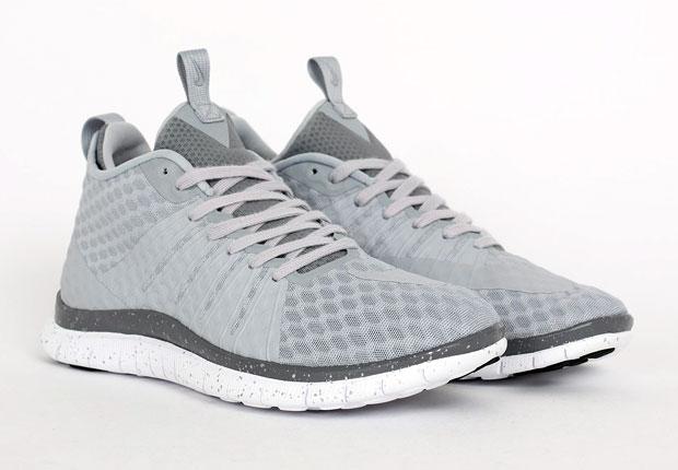 Nike Free Hypervenom 2 Grey
