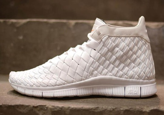 More Tonal Colorways of The Nike Free Inneva Woven Mid