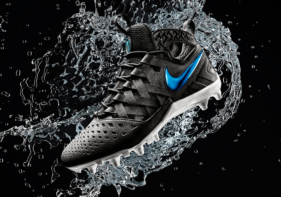 Today, Nike unveiled the Nike Huarache 5 Lacrosse cleat, an all,new field,ready performance cleat designed with Huarache principles in mind.