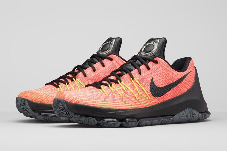 Nike KD 8 Hunt's Hill Sunrise Release Info | SneakerNews.com