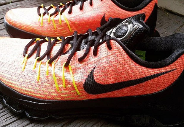 premium selection a797b dc6e4 coupon for nike kd 8 hunts hill sunrise release date sneakernews a805f c827a