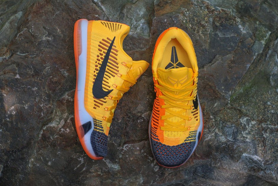After The Nike Kobe 10 Elite Low