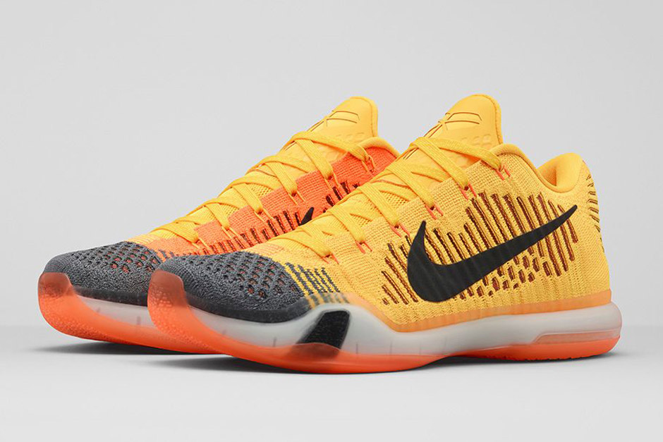 The Nike Kobe 10 Elite Low   Chester  will arrive at retailers on July 22nd, 2015. You can chalk this up as another Kobe colorway that abstractly tries to