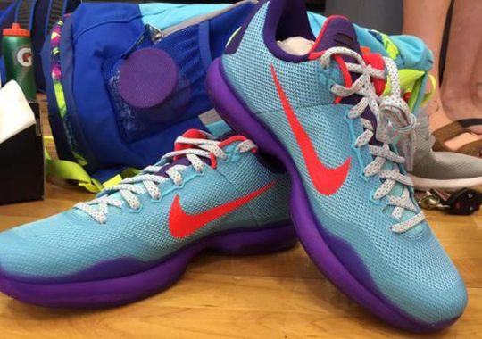 Nike Kobe 10 PE For Girls EYBL