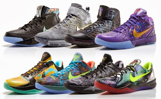 huge discount 71611 5e644 Kobe Bryant s Official Store Is Restocking The Nike Kobe Prelude ...