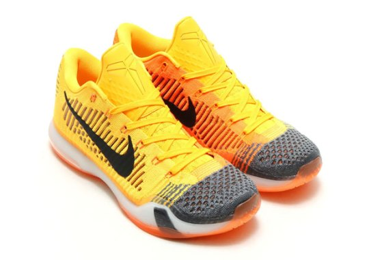 Get Ready For A Summer Filled With Nike Kobe 10 Elite Low Releases