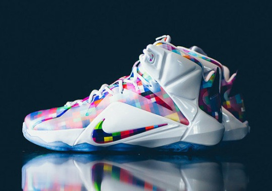 "Nike LeBron 12 EXT ""Finish Your Breakfast"" – Release Reminder"