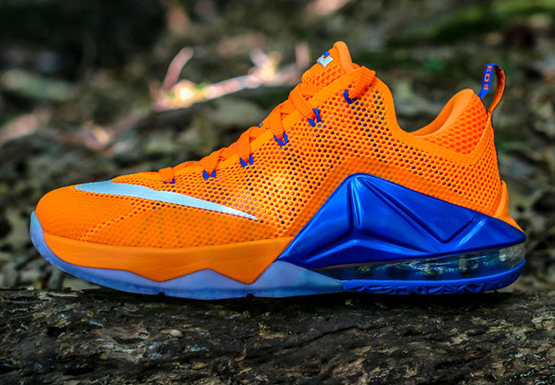 2a8f991dc3f A Closer Look At The Nike LeBron 12 Low