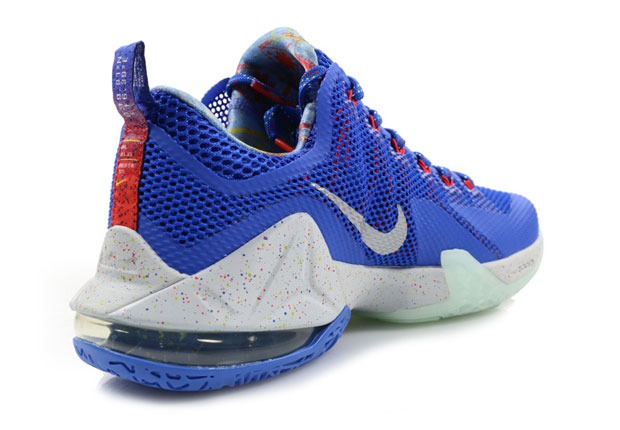 save off 3e390 693f9 Advertisement. The Nike LeBron 12 Low ...