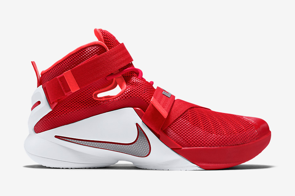 """outlet store 09cbf af5a3 Nike LeBron Soldier 9 """"OSU"""""""