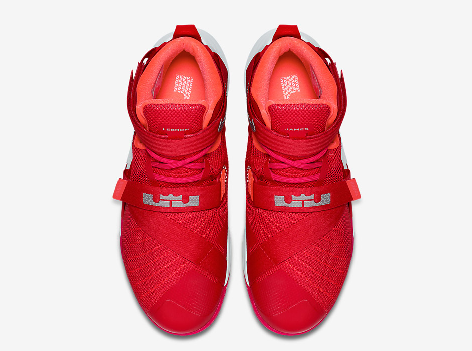 77c1b464dced The Ohio State Buckeyes Get Their Own Nike LeBron Soldier 9 ...