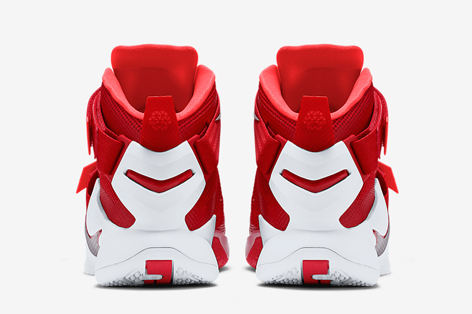 ae42f3da677d The Ohio State Buckeyes Get Their Own Nike LeBron Soldier 9 -  SneakerNews.com
