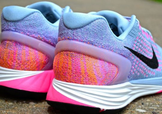 """Nike Lunarglide 7 Mixed In With """"Floridian"""" Tones"""