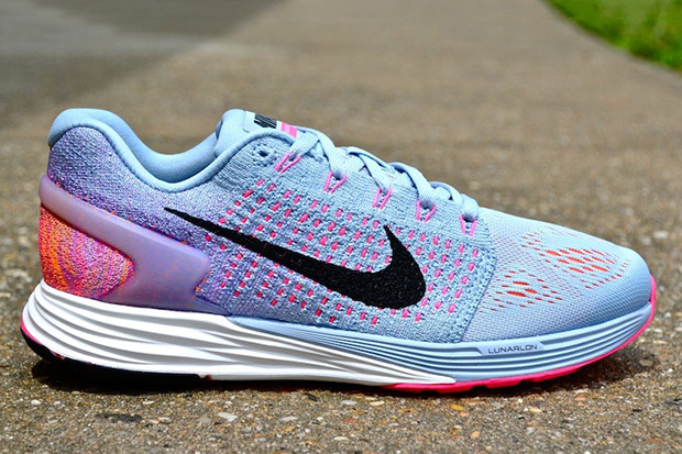 brand new ee265 58ff5 Nike Lunarglide 7 Mixed In With