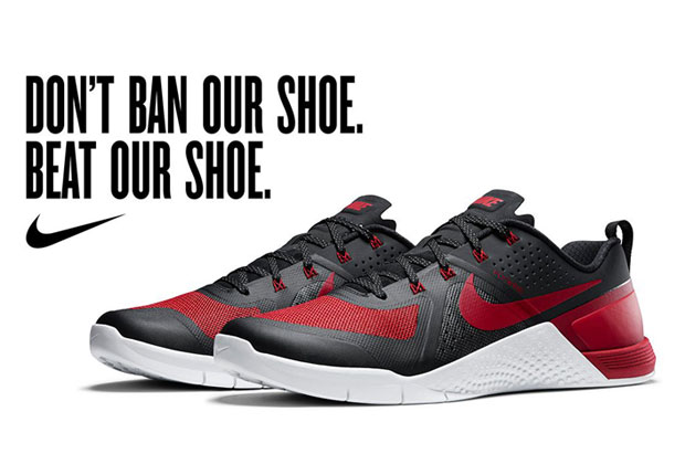 Nike Shoes Banned Crossfit