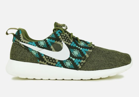 "Nike Roshe Run ""Aztec Print"""