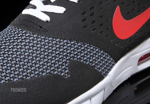 feo menta Normalización  Nike SB Koston 2 Max - Black - Cool Grey - University Red - SneakerNews.com