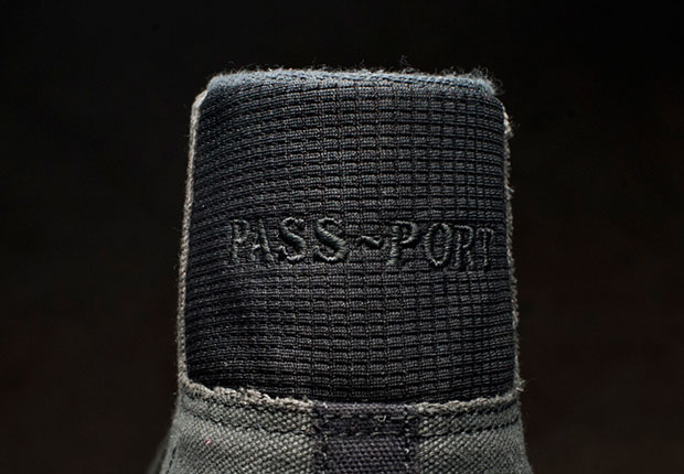 ... and drops alongside a long-sleeve polo and skate deck to complete the  collaboration. The Passport x Nike SB Blazer will launch beginning July  23rd. 2a04ac1f1