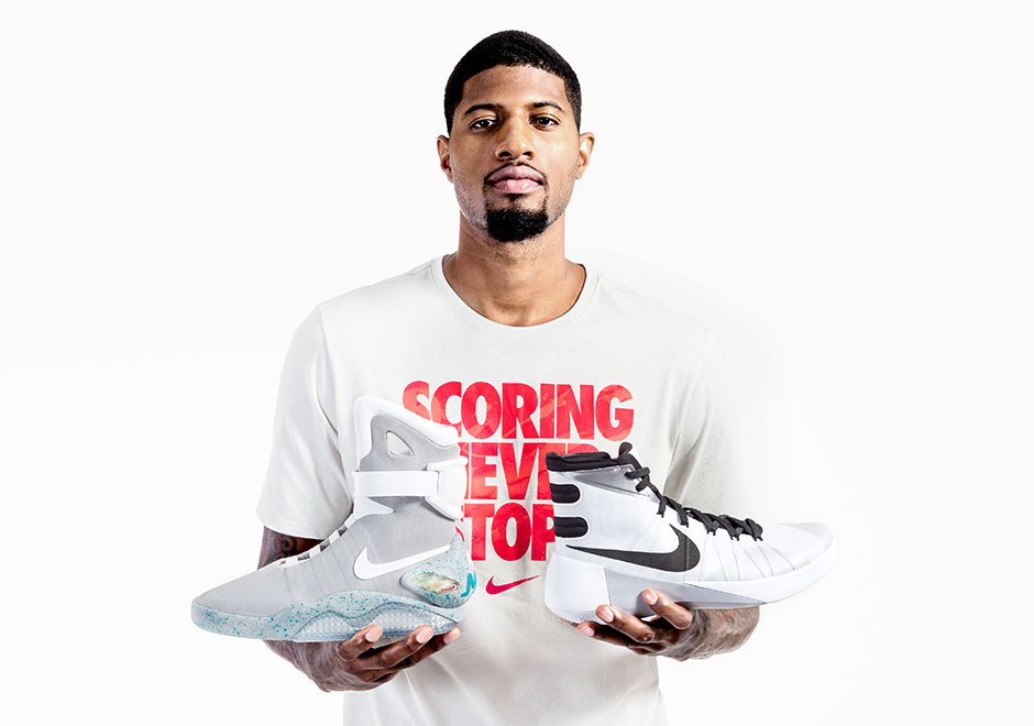 paul george shoes kids