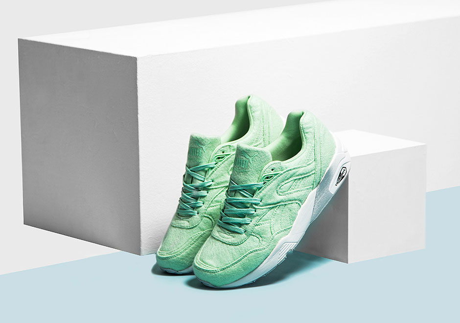 Wool In The Summer  The Puma R698