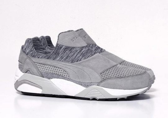 Will The Puma x Stampd Collaboration Compete With The Sock Dart?