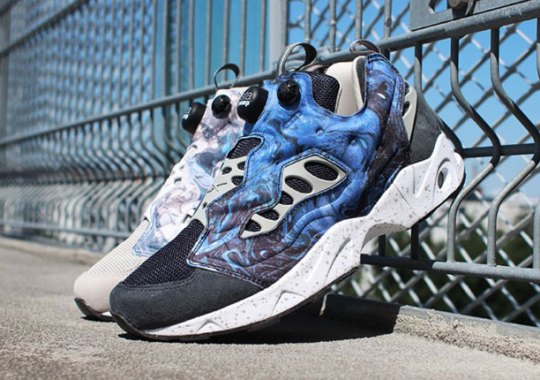 "fec3ef33c3cf Garbstore Didn t Go ""Inside Out"" For The Reebok Instapump Fury Road"
