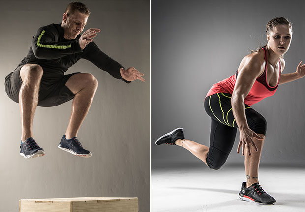 Check Out JJ Watt s First Reebok Ad Also Starring Ronda Rousey ... d73c133b0