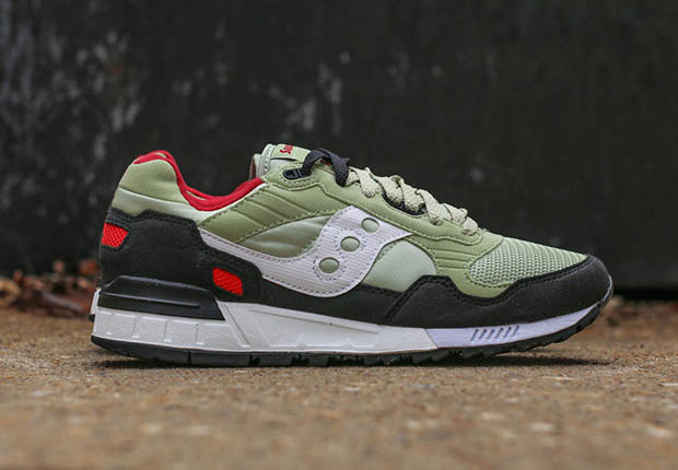 Buy Best Saucony Shadow 5000 Red