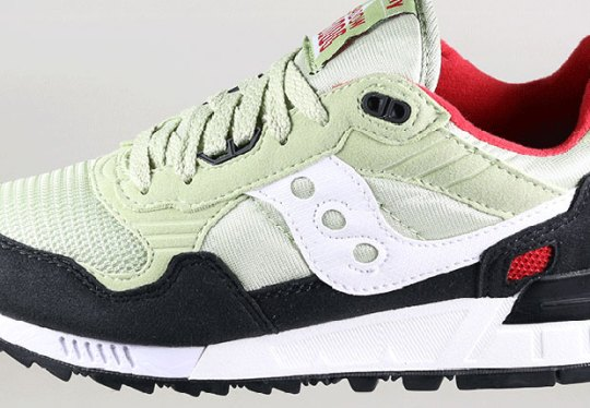"""Saucony Continues The Food Inspiration With The """"Sushi"""" Pack"""