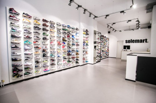 One Of Europe's Most Respected Sneaker Boutiques Is Opening A Consignment Store