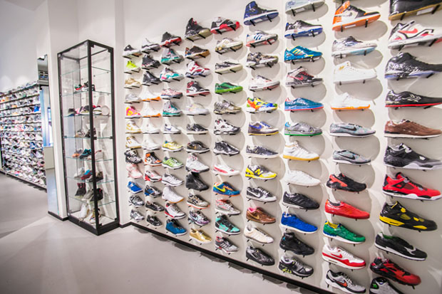 huge discount a4c71 405cf One Of Europe s Most Respected Sneaker Boutiques Is Opening A ...