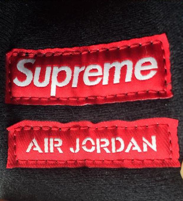 brand new be9b4 50c87 The Details That Make Up The Supreme x Air Jordan 5