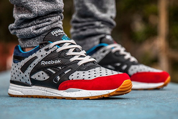 online store a53ec e9fad Bodega turned back the clock to their favorite vibrant 90s styles for their  Reebok Ventilator collaboration. JJ Watt and Ronda Rousey appeared in their  ...