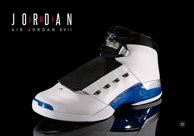 low priced 6210a ceea9 We looked back at one of the best post-Bull Air Jordan models in the  all-business Air Jordan XVII in our latest Jordan 101 installment. We also  flashed back ...