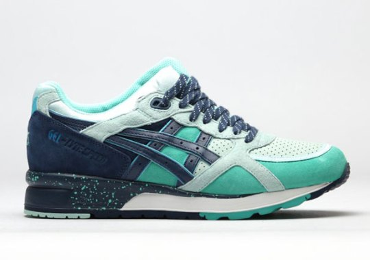Expect A Number Of Asics Gel Lyte Speed Collaborations Soon