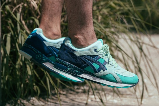 """Asics Welcomes Gel Lyte Speed Collabs With UBIQ's """"Cool Breeze"""""""