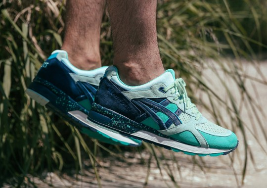 "Asics Welcomes Gel Lyte Speed Collabs With UBIQ's ""Cool Breeze"""