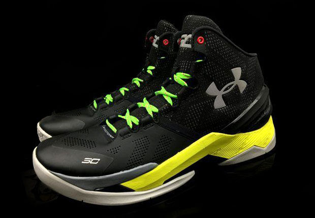 Mens Under Armour Curry 3 Shoes