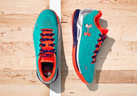 "Under Armour Releasing the Curry One Low ""SC30 Select Camp"" PE"