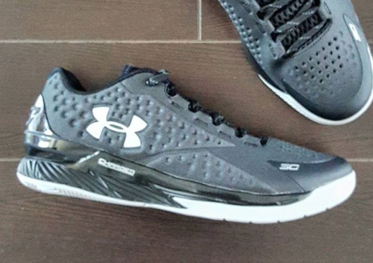 "Under Armour Curry One Low ""Stealth"""