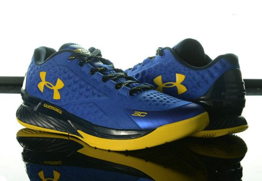 The Under Armour Curry One Low Debuts This Friday