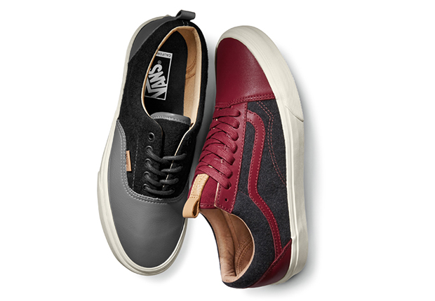 27cc25d6b416 50%OFF Vans quotLeather and Woolquot Pack for Fall - molndalsrev.se
