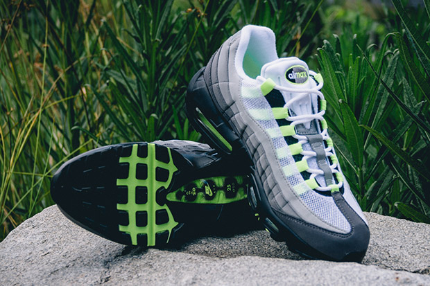 Nike Air Max 95 Og Neon For Sale