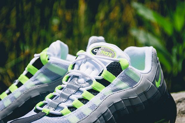 nike air max 95 laces