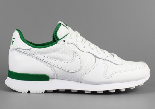 Wimbledon Might Be Over, But Nike is Still Dropping White & Green Colorways