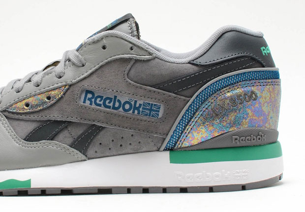 This Reebok Retro Running Shoe Features An Unexpected Detail